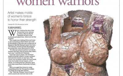 Honoring the Women Warriors